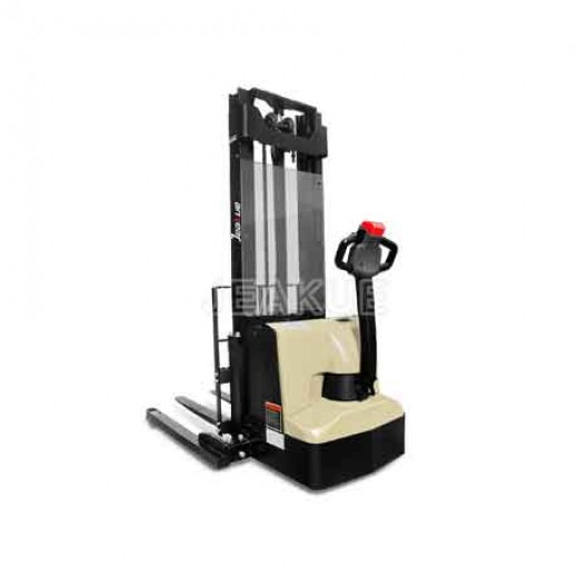 1.2T Straddle Full Electric Stacker