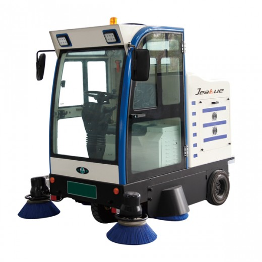 Closed Smart Electric Sweeper