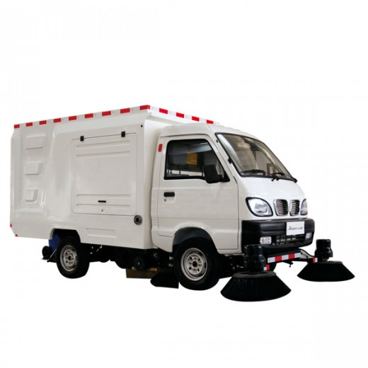 Smart Cleaning Vehicle
