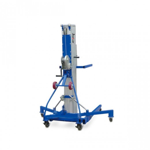 The Exhibition Material Hoist
