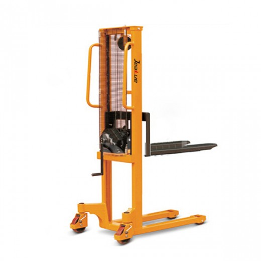 Hand-cranking Stacker(fixed /fork is adjustable)