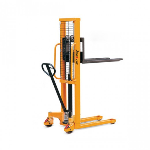 Manual Hydraulic Stacker(fork is fixed)