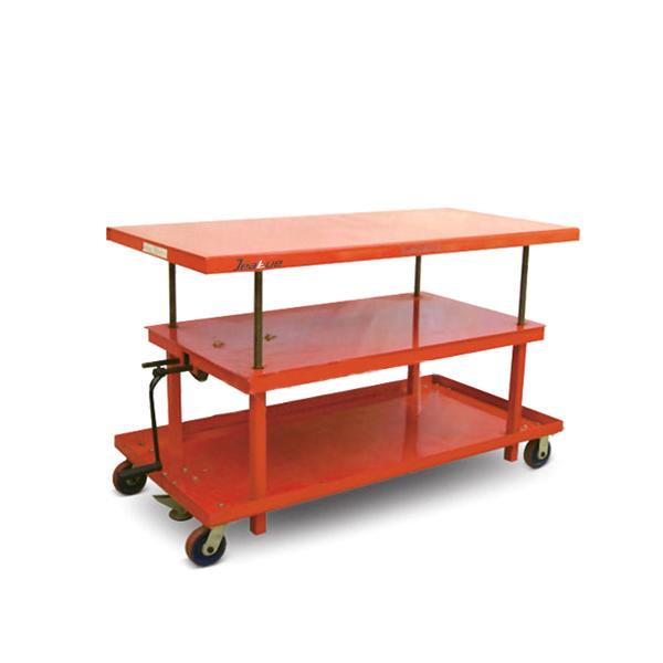 Manual Mechanical Lift Table