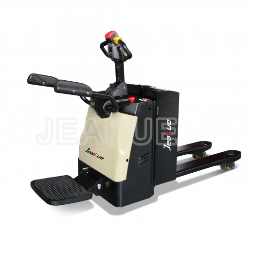 2-3T Standing/Rider Full Electric Pallet Truck