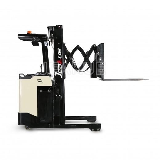 1.2T Standing Type Double Scissors Fork Forward Forklift