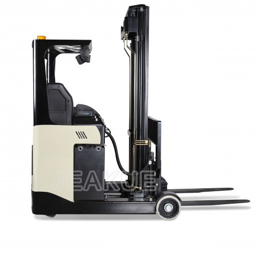 1.2T Electric Sit-down Reach forklift
