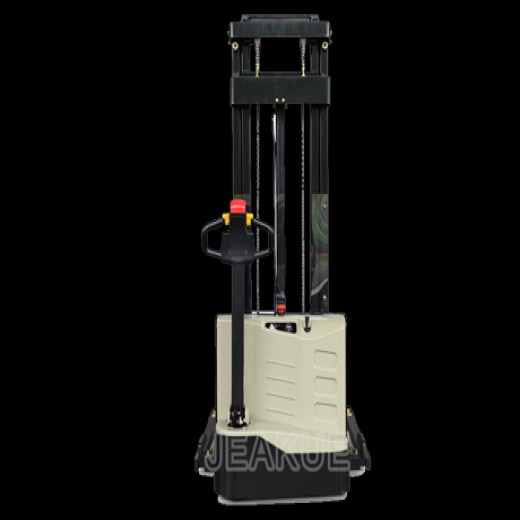 1-1.2T Straddle Full Electric Stacker