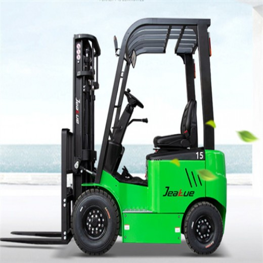 1.5-1.8T Lithium battery Four Wheels Electric Forklift Truck