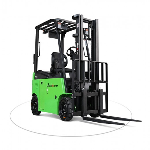 1.5-2T Lithium battery Four Wheels Electric Forklift Truck