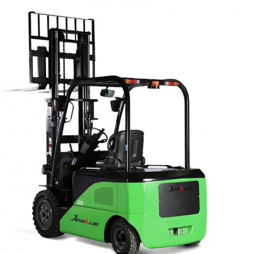 2.5-2.8T Lithium battery Four Wheels Electric Forklift Truck