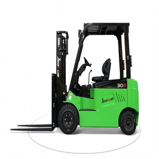 3-3.5T Lithium battery Four Wheels Electric Forklift Truck