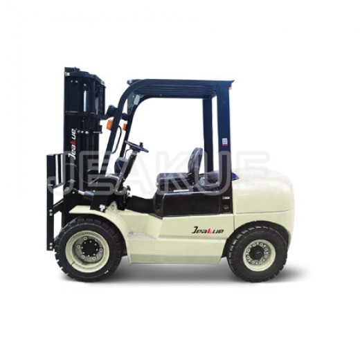 4T Diesel Forklift Truck