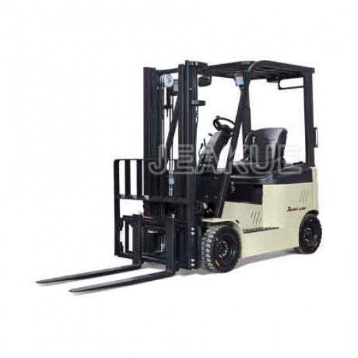 1.5-2.5T Lithium battery Four Wheels Electric Forklift Truck