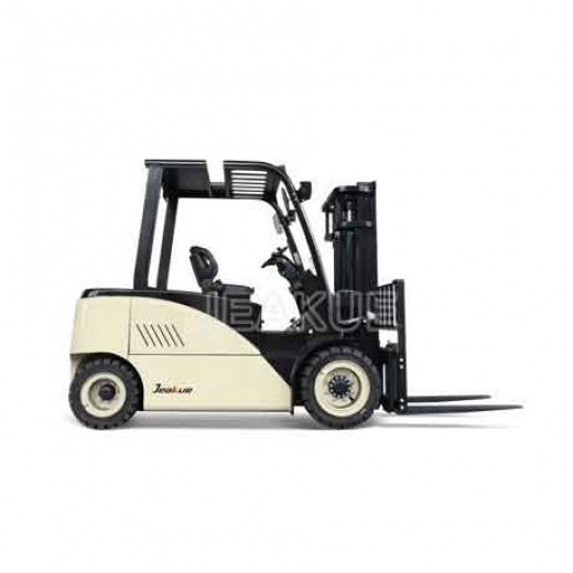 4-5T Four Wheels Electric Forklift Truck