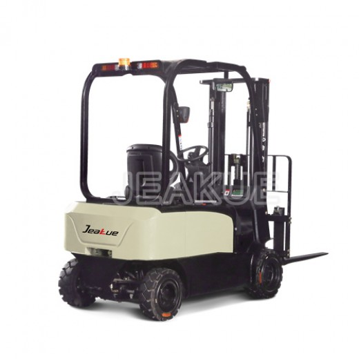 1.8T Three Wheels Standing Electric Forklift Truck