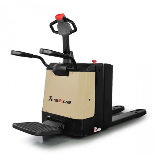 2-2.5T Standing/Rider Electric Pallet Truck